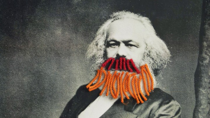 Hairy still marx